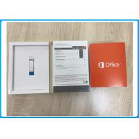 Wholesale Original Microsoft Office 2016 Pro Plus Retail Product Key Card For 1 PC Full Version from china suppliers