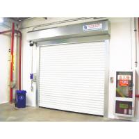 Wholesale Automatic Grey Galvanized Steel Roller Door With Standard Plywood Package from china suppliers