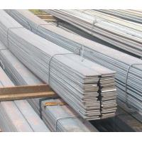 Wholesale mild carbon steel square bar/ flat bar construction material from china suppliers