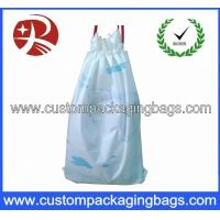 Wholesale Personalized Ldpe Drawstring Plastic Bags , Shoes custom drawstring bags from china suppliers