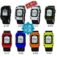 Wholesale Car LCD Analogue Watch from china suppliers
