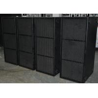 "Wholesale Professional Subwoofer Speakers 4 Ohm 2400W RMS 2 x 18"" LF for Large Scale Audio System from china suppliers"