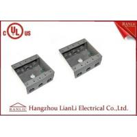 """Wholesale 1/2"""" 3/4"""" Holes Waterproof Conduit Box Aluminum Die Casting UL Listed from china suppliers"""