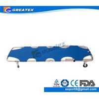 Buy cheap Military Stretcher Of 2 Folding Aluminum Medical Stretcher Portable (GT-FS01) from wholesalers
