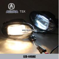 Wholesale Acura TSX car front fog lamp assembly LED daytime running lights for sale from china suppliers