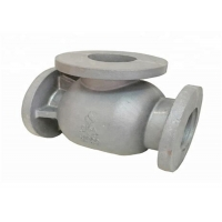Wholesale OEM 4mm Iron Valve And Pump Body Foundry Moulding from china suppliers