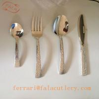 Wholesale Western-style Food Mother Of Pearl Caviar Spoon Serving Fork from china suppliers