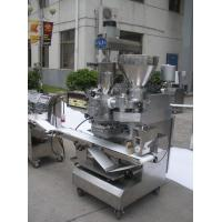 Wholesale 2 Layer Filling Meat Ball Forming Machine for Dry or Wet Filling from china suppliers