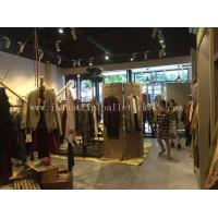 Wholesale Custom Wood Display Shelving & Stands For Garment Shops / Wine Stores / Malls from china suppliers