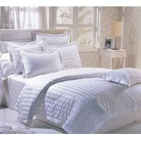 Wholesale Bed Sheet Customer Designs , Luxury Hotel Bed Linen ,100% Cotton,For Spa , Wellness from china suppliers