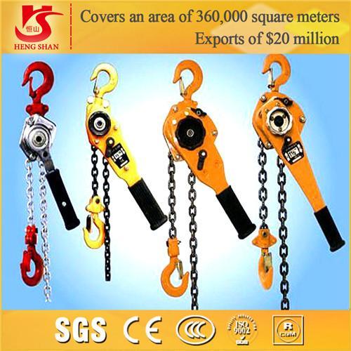 Quality High Quality Block Manual Chain hoist 5 ton chain block hoist chain for sale