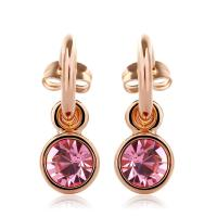 Wholesale Ref No.: 405005 Mini dotting earring stores Elements Swarovski shop locator custom jewelry from china suppliers