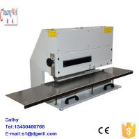 Wholesale Motorized Led Aluminum V-Cutting  PCB Cutting Machine For PCB Assembly from china suppliers