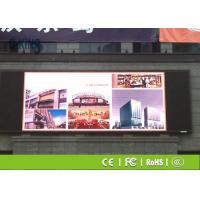 Wholesale IRON Cabinet PH5 Full Color Transparent LED Display With 1R1G1B SMD 2727 Configuration from china suppliers