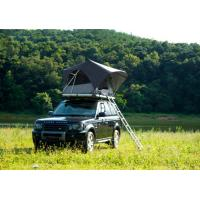 Wholesale Outdoor Adventure Car Roof Camper Tent , 2 Person Aluminium Roof Top Tent from china suppliers