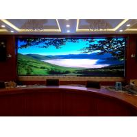 Wholesale P3 Indoor ultra thin led display Mounted On Wall For Meeting Room , High Refresh Rate from china suppliers