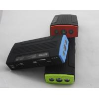 Wholesale 12V Portable Car Jump Starter ,  vehicle jump starter with LED Flashlight SOS Mode from china suppliers