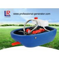 Wholesale 1.2kw boat shape agricultural water pump for irrigation powered by 142F Gasoline Enigne from china suppliers