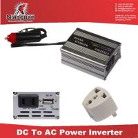 Quality 150W USB DC to AC power inverter / Modified Power Inverter / Car Inverter with USB for sale