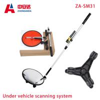 Buy cheap High quality Under Vehicle Scanning System Car Inspection Acrylic Mirror ZA-SM31 from wholesalers