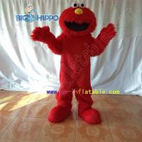 Quality Elmo mascot costume for sale