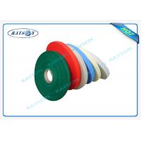 Wholesale 100% Raw Polypropylene Non Woven Fabric In Roll For Shipping Bags from china suppliers