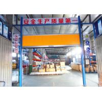 Wholesale Industrial High Speed PVC Curtain Roll Up Door High Efficiency And Energy Savings from china suppliers