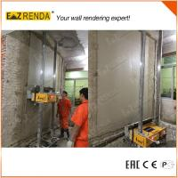 Quality Render Brick Block Wall Plastering Rendering Machine  Tools Thickness 4mm-30mm for sale