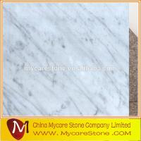 Wholesale Carrara White Marble Tile from china suppliers