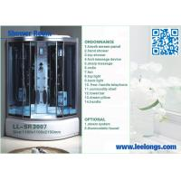 Wholesale Healthy Steam Shower Room Cabins For  Foot Massage  / Sharp Massage from china suppliers