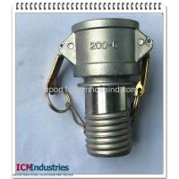 """Wholesale new product 316 stainless steel screw camlock quick coupling size 2"""" type C from china suppliers"""