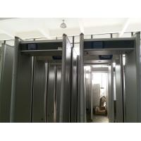 Wholesale Commercial Door Frame Metal Detector 6 zones High Sensitivity 255 levels from china suppliers