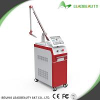 Quality Beauty salon equipment nd yag laser equipment for tattoo removal for sale