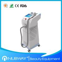 Wholesale Painless remove hair permenantly! Strong power 808 nm diode laser hair removal machine from china suppliers