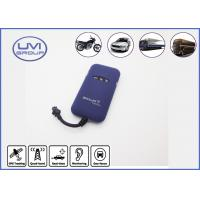Buy cheap VT02 Smart Mini 900 / 1800 MHz GSM / GPRS Vehicle Car GPS Trackers for Global Positioning from wholesalers
