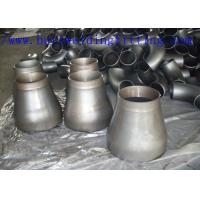Wholesale Stainless Steel Butt Weld Reducer With Lightly Oiled / Galvanized Treatment from china suppliers