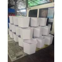 Wholesale HEXAGON Ice Plastic fishing bucket from china suppliers