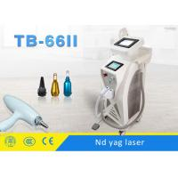 Wholesale Multi Functional Elight IPL ND YAG Laser Machine For Acne Vascular Wrinkle Removal from china suppliers