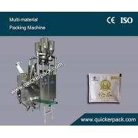 Wholesale Multiple Materials Single Lay Bag Drinking Granules Packing Machine from china suppliers