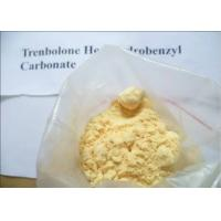 China Trenbolone Hexahydrobenzyl Carbonate Parabolan Body Building Strong Effects on sale