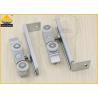 Buy cheap Zinc Alloy Sliding Door Hardware Wardrobe Door Roller 90*26*30mm from wholesalers