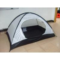 Wholesale Easy Up Waterproof Camping Tent in 190T Polyester With 7mm Fiberglass Frame from china suppliers