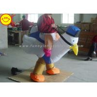 Wholesale Airblown Chicken Inflatable Rooster Costume Fully Inflates For Theme Game from china suppliers