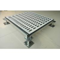 Wholesale High Load Capacity Perforated Floor Tiles Raised Access Flooring 600 X 600 X 35mm from china suppliers