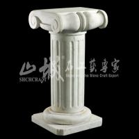 Wholesale Natural Stone solid column/Pillar from china suppliers