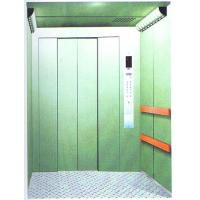 Wholesale Elevator Decoration , Two Speed Center opening Door For Elevator from china suppliers