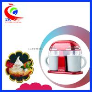 Wholesale 20W Snack Making Machine Nostalgia Electrics 1L Mini Ice Cream Maker from china suppliers