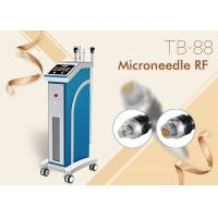 Wholesale Fractional RF Micro needle Machine Painless Skin Tightening Acne Scars Removal from china suppliers