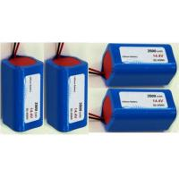 Wholesale 14.4V 3500mAh Medical Equipment Battery / LG MJ1 Lithium Ion Battery Cell 4S1P from china suppliers