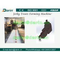 Wholesale Darin Patented Machine Chicken Jerk Treats Making Machine / Dog Food Production Line with CE Certification from china suppliers